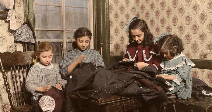 Η παράνομη παιδική εργασία στην Αμερική του 20ου αιώνα