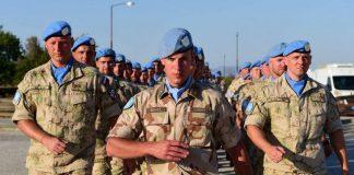 Ο επαναλαμβανόμενος εκβιασμός με την Ειρηνευτική Δύναμη, Κώστας Βενιζέλος