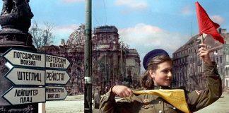Το Βερολίνο μετά τον Δεύτερο Παγκόσμιο Πόλεμο