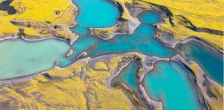 Οι απόκοσμες παρθένες λίμνες της Ισλανδίας