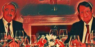 Τα σενάρια για το επερχόμενο δέιπνο Αναστασιάδη-Ακιντζί, Κώστας Βενιζέλος