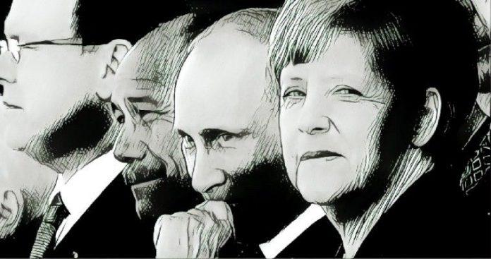 Είναι η Γερμανία πιο επιθετική από τη Ρωσία; Andrew Rettman και Eric Maurice