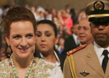 Από πριγκίπισσα του Μαρόκου, βασίλισσα του ελληνικού καλοκαιριού, Νεφέλη Λυγερού