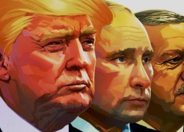 Η συνεννόηση ΗΠΑ-Ρωσίας θα έχει Ερντογάν για επιδόρπιο, Απόστολος Αποστολόπουλος
