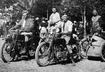 Ένας διαφορετικός αγώνας μοτοσυκλέτας