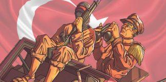 Οι Τουρκικές αγυρτίες, Κωνσταντίνος Κόλμερ
