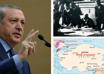 """""""Η Τουρκία ή θα χάσει ή θα κερδίσει εδάφη"""", Σταύρος Λυγερός"""