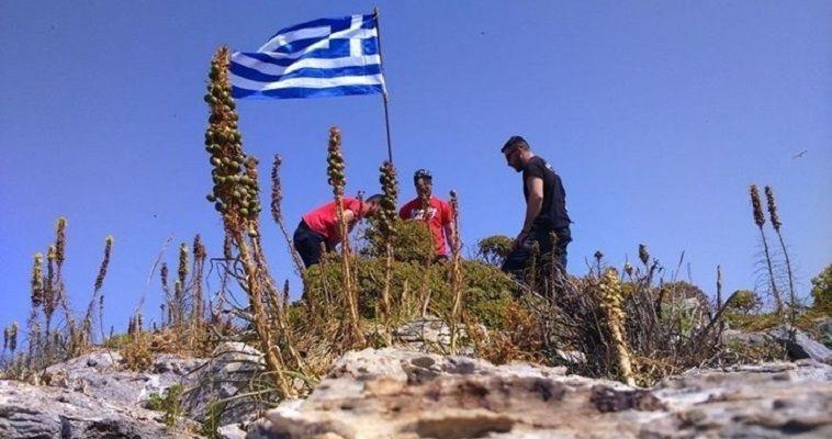 Γράφει ο Σταύρος Λυγερός – Σκηνικό κρίσης Ιμίων επιχείρησε να στήσει η Άγκυρα, εκμεταλλευόμενη μία επιπόλαιη πρωτοβουλία τριών νεαρών από τους Φούρνους, οι οποίοι πήγαν στις 13 Απριλίου στη γειτονική βραχονησίδα Μικρός Ανθρωποφάς και έστησαν την ελληνική σημαία. Σύμφωνα με την τουρκική πλευρά, την ελληνική σημαία κατέβασαν κομάντος της τουρκικής Ακτοφυλακής. Από την πλευρά του ο Έλληνας κυβερνητικός εκπρόσωπος αμφισβήτησε την τουρκική εκδοχή, ενώ ο δήμαρχος Φούρνων δήλωσε πως ο ίδιος είδε την ελληνική σημαία να κυματίζει. Το περιστατικό δημοσιοποίησε […]