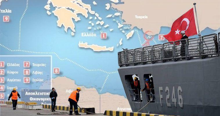 Γράφει ο Άγγελος Συρίγος – Η προ καιρού ενέργεια της Άγκυρας να εμποδίσει το γεωτρύπανο της ΕΝΙ να πραγματοποιήσει την προγραμματισμένη γεώτρηση στο θαλάσσιο οικόπεδο 3 της κυπριακής ΑΟΖ είναι η πρώτη προσπάθεια μετά το 1974 για επέκταση της τουρκικής ζώνης ελέγχου στην Κύπρο με χρήση βίαιων μέσων. Κεντρικός στόχος του Ερντογάν είναι να ακυρώσει το ενεργειακό πρόγραμμα της Κυπριακής Δημοκρατίας και να την υποχρεώσει σε μία συμφωνία για μοίρασμα των υδρογονανθράκων. Η τουρκική ηγεσία έχει συνείδηση πως εάν επιβεβαιωθούν […]