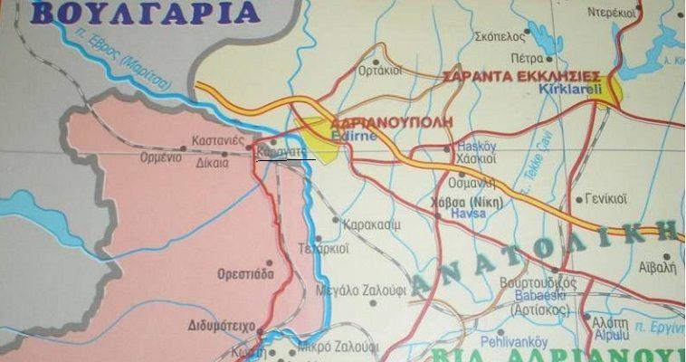 Γράφει ο Βασίλης Ν. Κολλάρος – Η σύλληψη των δυο Ελλήνων στρατιωτικών από τουρκική περίπολο στο προγεφύρωμα (ή αλλιώς «εξέχουσα») του Καραγάτς έφερε στην επιφάνεια, εκτός των άλλων, και μια ιδιαιτερότητα των ελληνοτουρκικών συνόρων στον Έβρο. Κατ' αρχάς, το προγεφύρωμα του Καραγάτς είναι μια λωρίδα τουρκικού εδάφους που εισέρχεται στην ελληνική επικράτεια, δυτικά του ποταμού Έβρου, απέναντι από την Αδριανούπολη και έχει συνολική έκταση 22,5 τ.χλμ. Εντός του συγκεκριμένου τουρκικού θύλακα βρίσκεται και η ομώνυμη πόλη. Είναι το μοναδικό σημείο, […]