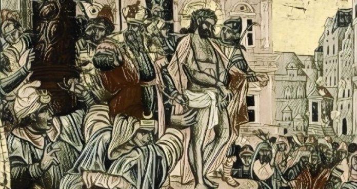 Τα Πάθη στη μεταβυζαντινή ζωγραφική, Δημήτρης Παυλόπουλος