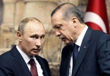 """Μονόδρομος για τον Ερντογάν η """"αγκαλιά"""" του Πούτιν, Σταύρος Λυγερός"""