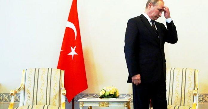 Το μεγάλο δώρο του Πούτιν στον Ερντογάν, Γιώργος Λυκοκάπης