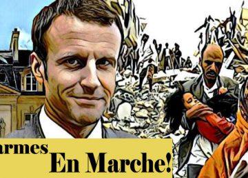 Ο Μακρόν σώζει την Ευρώπη αλλά διαλύει την Υεμένη, Βαγγέλης Γεωργίου