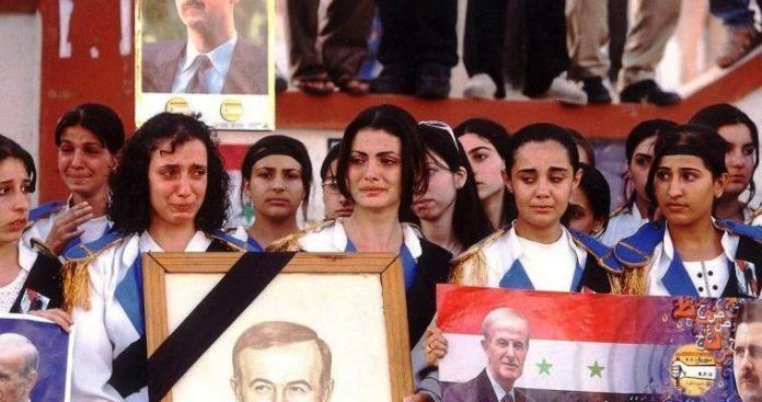 Η Συρία από τον πατέρα Χαφέζ στον υιό Μπασάρ αλ Άσαντ, Γιώργος Λυκοκάπης