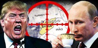 Γιατί ο Τραμπ ωθείται να επιτεθεί στη Συρία, Γιώργος Λυκοκάπης