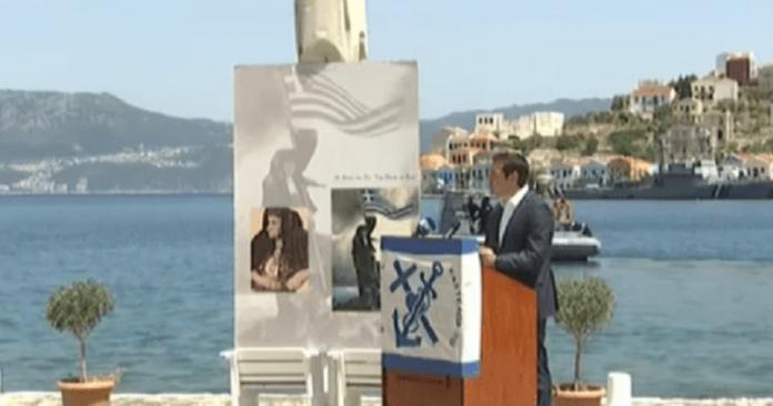 Πολιτικοί συμβολισμοί και τουρκικές προκλήσεις, Νεφέλη Λυγερού