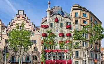 Κάζα Μπατλό, το πολιτιστικό στολίδι της Καταλονίας