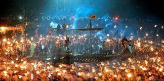 Οι σύγχρονοι Βίκινγκς στο φεστιβάλ της Σκωτίας