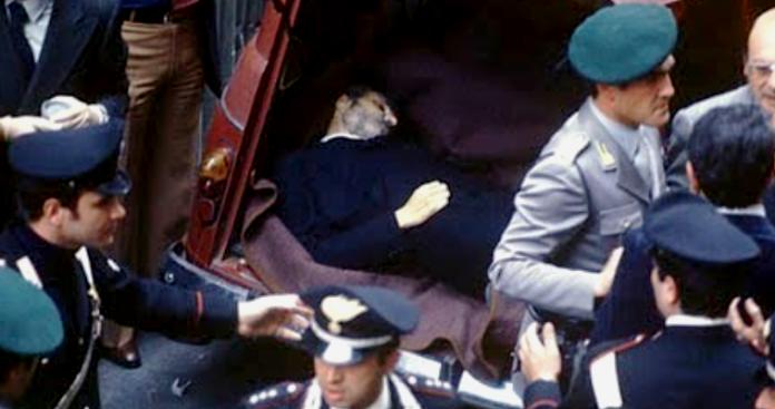 Δολοφονία Μόρο: 40 χρόνια μετάη Ιταλία δεν θέλει να καταλάβει, Δημήτρης Δεληολάνης