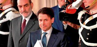 """Κόντε: O καθηγητής της λελογισμένης ιταλικής """"ανταρσίας"""", Νεφέλη Λυγερού"""