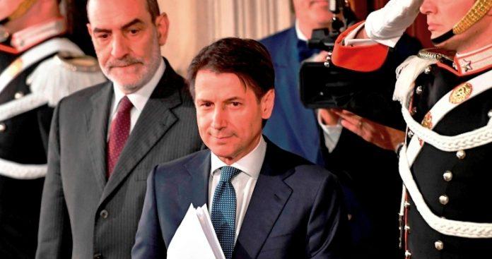 Κόντε: O καθηγητής της λελογισμένης ιταλικής