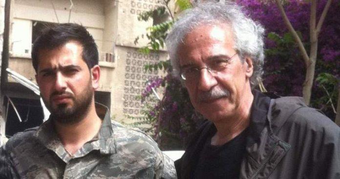 Δεκαπέντε χρόνια μετά, σε μια άλλη Δαμασκό, Πέτρος Παπακωνσταντίνου