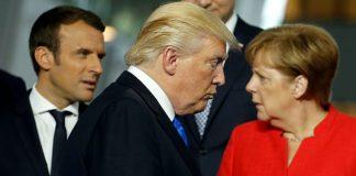 Η Μέρκελ απέρριψε πρόσκληση του Τραμπ για την σύνοδο G7