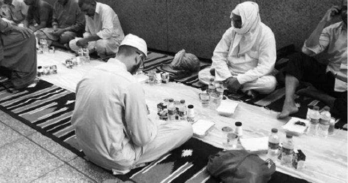 Η Σαουδική Αραβία σε ασπρόμαυρα καρέ
