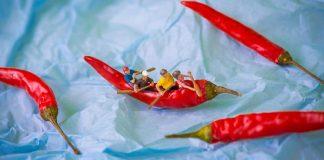 Έργα τέχνης φτιαγμένα από τρόφιμα