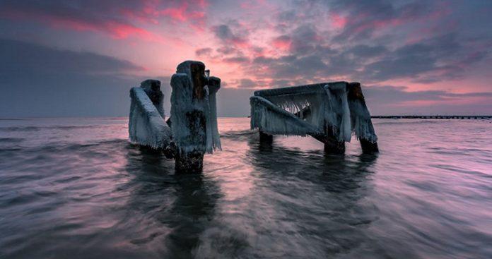 Η απόκοσμη ομορφιά της Βαλτικής Θάλασσας