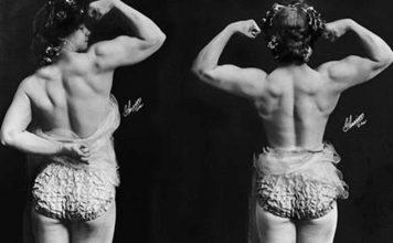 Οι γυναίκες bodybuilders του 20ου αιώνα