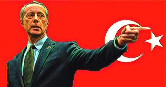 Οι εχθροί της Τουρκίας στις ΗΠΑ, Αντωνία Δήμου