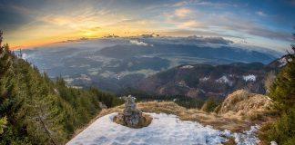 Η Σλοβενία χωράει μέσα της όλη την Ευρώπη