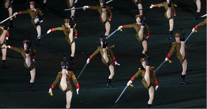 Παιχνίδια Arirang, η πολιτιστική προπαγάνδα της Βόρειας Κορέας