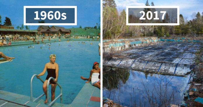 Φωτογραφίες του 1960 στο σήμερα
