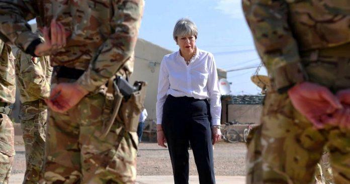 Πραγματικά, βομβαρδίσατε εγκαταστάσεις χημικών όπλων κ. Mέι;