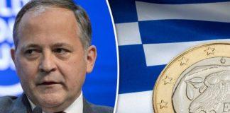 Ανεβάζει τους τόνους η ΕΚΤ για το ελληνικό χρέος