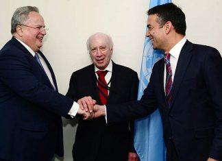 """Μακεδονικό: το δυτικό τελεσίγραφο """"ή τώρα ή ποτέ"""", Σταύρος Λυγερός"""