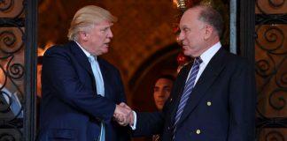 Ακολουθήστε το παράδειγμα Τραμπ στο Ιράν, λέει το Παγκόσμιο Εβραϊκό Συμβούλιο