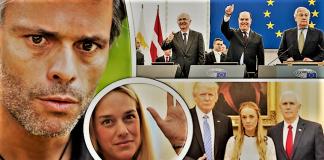 Όταν η Ευρωπαίοι βράβευαν τους πραξικοπηματίες της Βενεζουέλας!, Βαγγέλης Γεωργίου