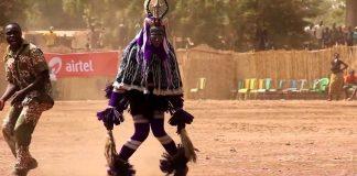 Ο εντυπωσιακός χορός από την Ακτή Ελεφαντοστού