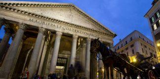 Η επιβλητική Ρώμη σε γρήγορα καρέ