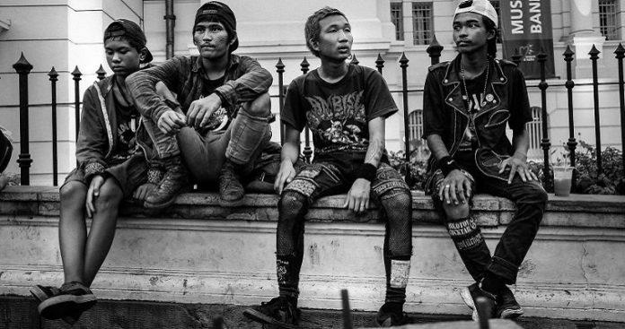 Η ενεργή πανκ κοινότητα στην Ινδονησία