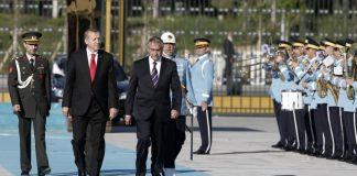 Φοβικό σύνδρομο και επιβολή κυρώσεων στην Τουρκία, Κώστας Βενιζέλος