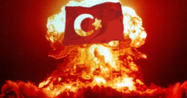 Έβαλε πλώρη για πυρηνικά όπλα η Τουρκία;