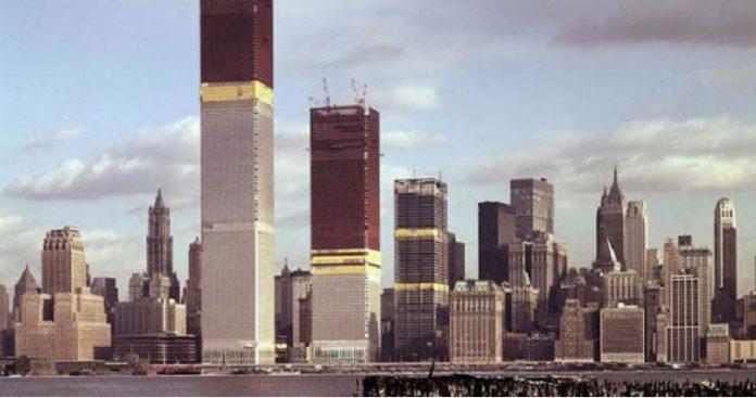 Η κατασκευή των μοιραίων Δίδυμων Πύργων