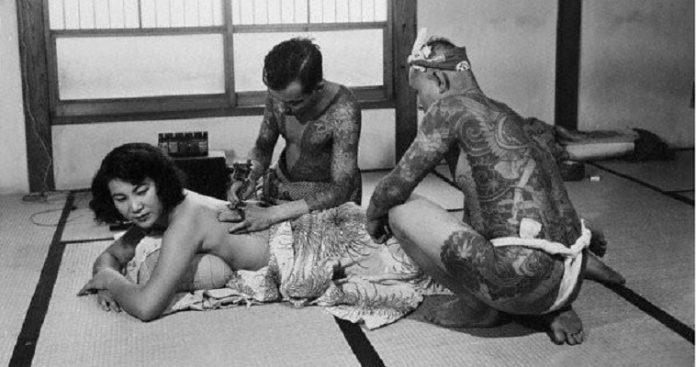 Τατουάζ της Γιακούζα, η ιεροτελεστία της ιαπωνικής μαφίας