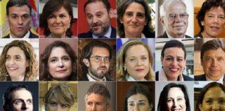 Κυβέρνηση γένους θηλυκού στην Ισπανία