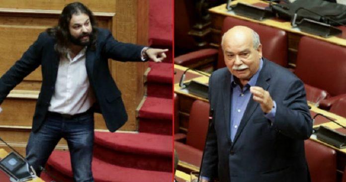 Άγρια κόντρα και παραφωνίες στην Βουλή